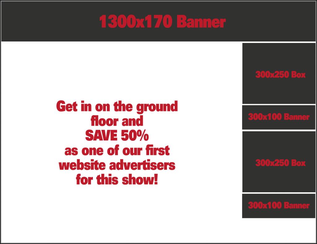 Banner Ads Layout